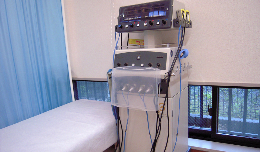 キセノン光治療器